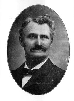 Hosea Paddock circa 1898