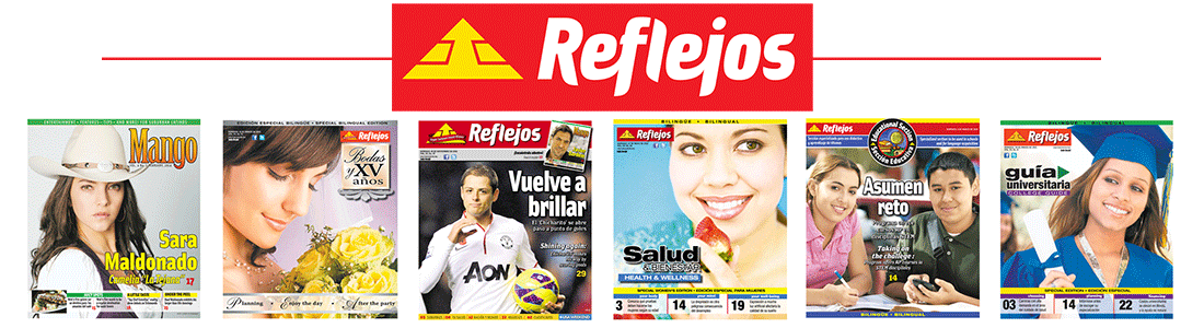 Reflejos bilingual newspaper