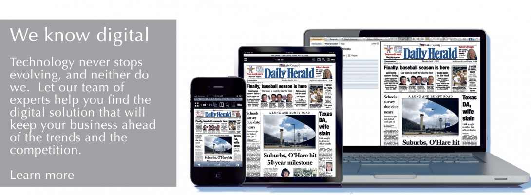 Digital Marketing Services from The Daily Herald Media Group